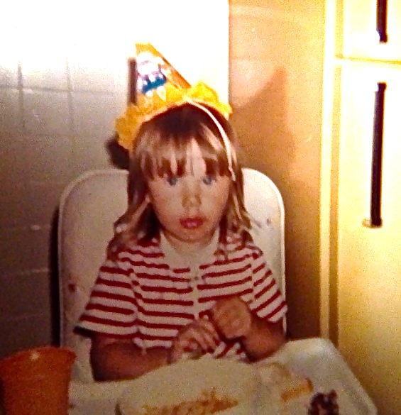 Yup it all started with spaghetti-O's and ended with a Cartman Cake... who knew?