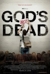 """""""God's Not Dead, He's Surely Alive.  He's living on the inside, roaring like a lion!!"""" - Newsboys"""