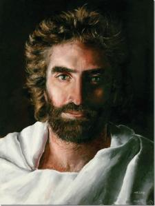 Painting of Jesus by child prodigy Akine Kramarik - little Colton saw without knowing what it was and said that was Jesus who he met in Heaven. Two kids on opposite sides of the earth saw the saw thing can only mean one thing... Heaven is for Real!