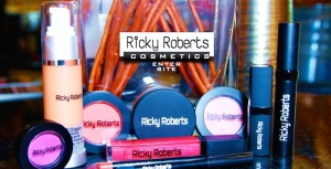 Ricky Roberts Cosmetics!  (photo by John Martinez photography)