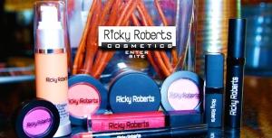Ricky Roberts Cosmetics!  (photo by John Martinez photography)