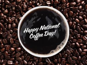 Here's to celebrating hot cups of happiness all day long!