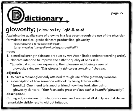 Dictionary Definition of