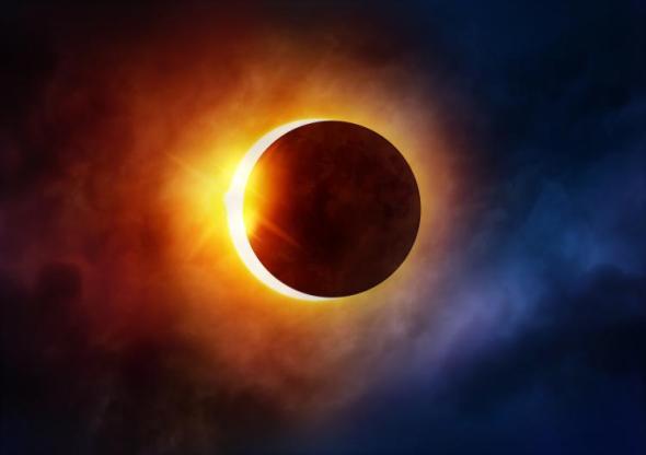 #SolarEclipse
