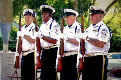 Memorial day respect