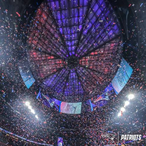 Patriots Superbowl 2019